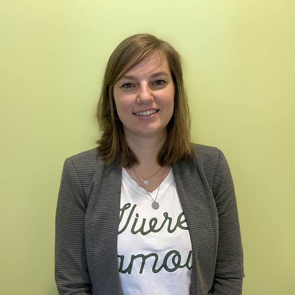 Rianne Moens, doktersassistente